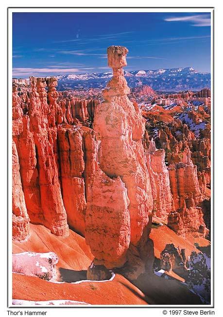 steve berlin photography thor 39 s hammer bryce canyon